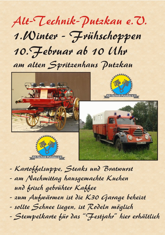 Bild Flyer 1.Winter-Frühschoppen